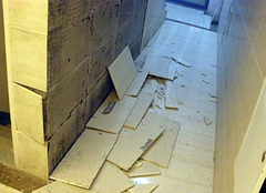 瓷砖掉落的原因是什么 瓷砖掉落怎么修补 如何防止瓷砖掉落