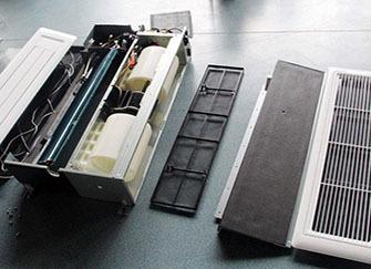 空调滤网怎么拆下来 空调过滤网怎么清洗干净 空调过滤网清洗后需要晾干吗
