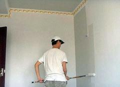 粉刷墙面有甲醛吗 粉刷墙面的步骤 粉刷墙面开裂是什么原因