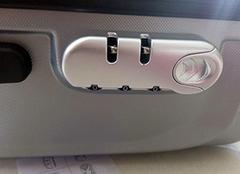 拉杆箱密码怎么设置密码 拉杆箱密码怎么重置 拉杆箱的密码忘了怎么办