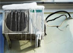 空调结冰是什么原因 空调结冰不制冷怎么办 空调结冰怎么处理