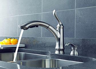 買廚衛龍頭的方法 什么牌子的水龍頭質量好 廚衛龍頭應該如何清潔