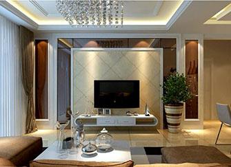 电视背景墙有哪些材质 电视背景墙怎么做才最好看 电视背景墙装饰材料哪种最好用