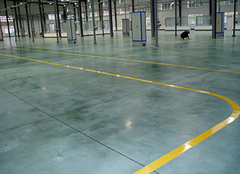 金钢砂地面多少钱每平 金钢砂地面每平米用量 金钢砂地面的施工流程