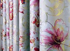 窗帘布料哪种最好 2019窗帘布料种类和价格表 窗帘常用的9种面料