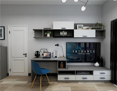 佰怡家家装小讲堂:电视背景墙怎么设计好看 电视背景墙最新款