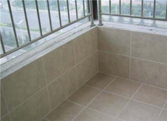 阳台防水材料哪种好 阳台防水怎么做最好 阳台防水人工价格