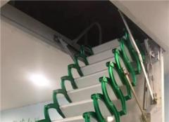 室内升降楼梯价格 室内升降楼梯款式 室内升降楼梯的安装方法