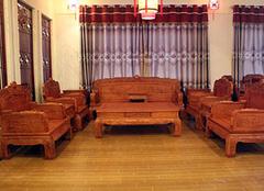 花梨木沙发好吗 花梨木沙发一般多少钱 花梨木沙发怎么保养