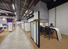 办公室隔断墙用什么材料好 办公室隔断款式有哪些 办公室隔断装修价格多少钱