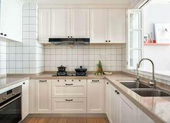 厨房操作台什么材质好 厨房操作台高度一般是多少 厨房操作台价格多少钱