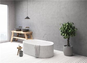 浴缸选择独立式还是嵌入式 嵌入式浴缸怎么砌砖 嵌入式浴缸安装步骤
