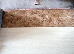 卫生间门槛石做法规范 卫生间门槛石高度标准 卫生间门槛石渗水的处理方法