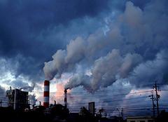 空气污染有哪些种类 空气污染的主要原因 空气污染的主要来源