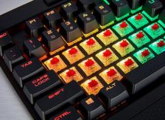 機械鍵盤和普通鍵盤的區別 機械鍵盤青軸和黑軸的區別 機械鍵盤什么牌子好