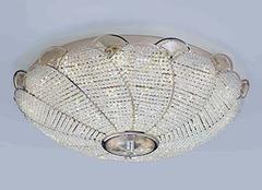 水晶吸頂燈哪個品牌好 水晶吸頂燈過時了嗎 水晶吸頂燈壞了怎么修
