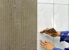 贴墙面砖的方法 贴墙面砖多少钱一平方 贴墙面砖水泥要加沙吗