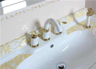 陶瓷水龍頭和電鍍有什么差別 陶瓷水龍頭掉漆怎么補 陶瓷水龍頭怎么取下來