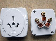 三孔插座和两孔插座的区别 三孔插座怎么接线 三孔插座不接地线可以吗