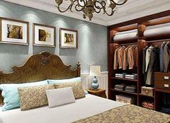 美式衣柜配什么拉手好看 美式衣柜配什么墻布 美式衣柜配什么地板
