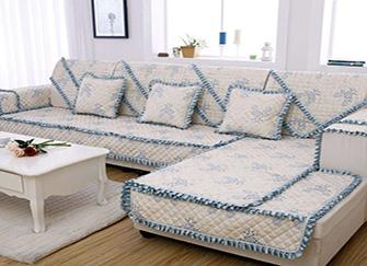 沙发垫怎么铺不掉 沙发垫怎么铺好看 什么材质的沙发垫好