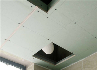 防水石膏板和防潮石膏板一样吗 防水石膏板排行榜 防水石膏板多少钱一张