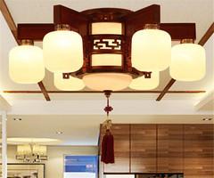 中式吸頂燈哪個品牌好 中式吸頂燈怎么拆卸 中式吸頂燈如何換燈管