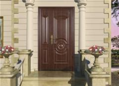 防盗门尺寸是标准的还是需要定制 防盗门尺寸怎么量 防盗门尺寸标准尺寸是多少