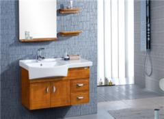 浴室柜选择什么牌子好 浴室柜什么材质比较好 浴室柜颜色怎么选