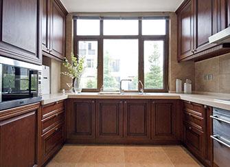 廚房裝修櫥柜用什么材質的最好 櫥柜臺面什么材質好且便宜 裝修櫥柜一般多高