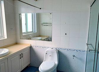 二手房改卫生间麻烦吗 二手房卫生间马桶位置可以改吗 二手房卫生间改造翻新需要多少钱