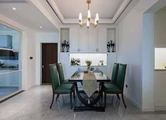 家里餐厅墙面怎么装饰 餐厅吊顶怎么设计 餐厅桌子应该怎么摆