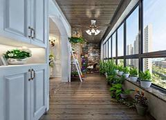 房子双阳台好还是单阳台好 双阳台的好处和不好处 双阳台的房子怎么装修阳台