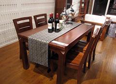 家用餐桌哪种材质的好 实木餐桌买什么材质的比较好 买了大理石餐桌后悔了