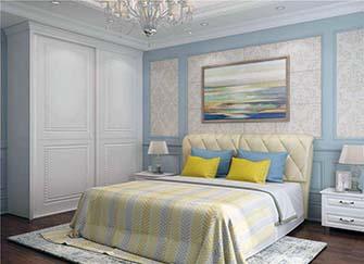 2020年流行家裝風格 2020年最流行的臥室門顏色 2020年臥室門流行款式