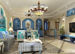地中海风格装修的特点 地中海风格装修材料 地中海风格装修报价