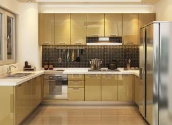烤漆橱柜门板优缺点 烤漆橱柜门板多少钱一平米 烤漆橱柜门板最流行颜色