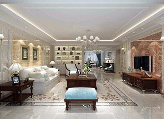 客厅选什么颜色瓷砖比较好 客厅比较暗选什么瓷砖 如何挑选好的客厅瓷砖