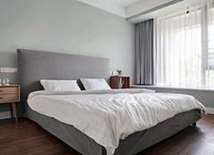 房间要不要铺木地板 卧室铺木地板哪种颜色好看 白色门配什么地板好看