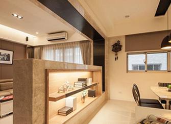 客厅与餐厅一体怎么隔 客厅和餐厅连在一起怎么装修 长的客餐厅怎么设计