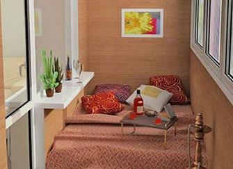 小户型阳台改卧室设计 阳台改卧室安全吗 阳台改卧室风水及注意事项
