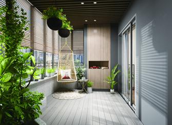 阳台怎么装修好看 最流行的阳台装修风格 阳台装修风格图片案例