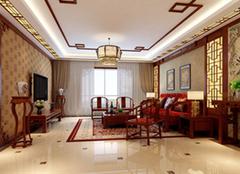 中式高档装修预算 中式高档装修家具选择 中式高档装修案例