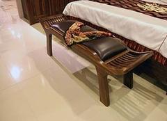 床尾凳在古代干什么用 床尾凳的意义干什么用的 1.8米床配床尾凳尺寸