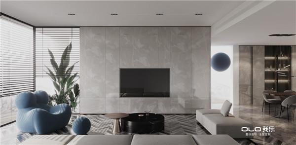 首创整体美学空间概念 我乐家居全新护墙板开启墙体装饰新时代!