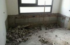 不能砸的飘窗砸了怎么办 砸飘窗会导致裂墙吗 楼上砸飘窗对楼下有影响啊