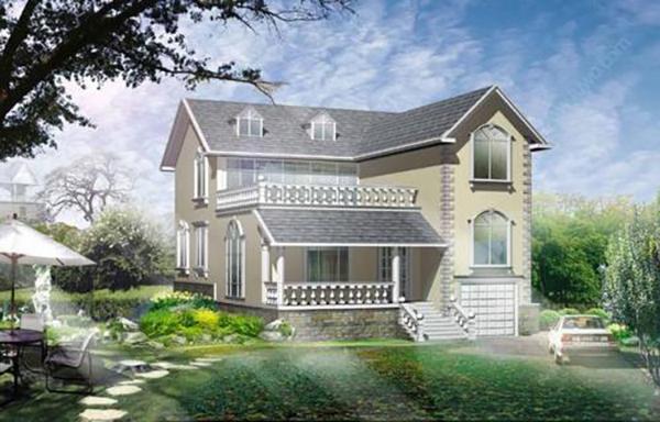 別墅墻面用什么材料好 別墅墻面貼瓷磚好嗎 別墅墻面顏色搭配