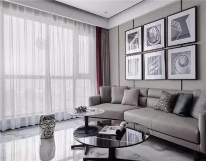 2020年流行什么顏色的地磚 客廳灰色地板磚家具應該要怎么搭配 客廳灰色地板磚搭配什么顏色的墻體