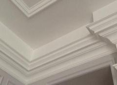 8公分石膏线切角多少公分 8公分石膏线上下尺寸