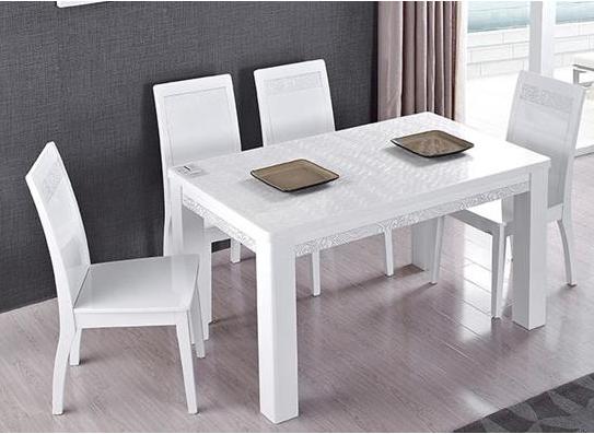 四人餐桌有哪些尺寸的吗?有标准尺寸吗?
